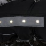 Dog light – winter jacket LED
